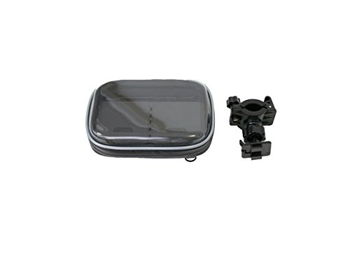 AIV - Set de Soporte para GPS (para Moto, Bicicleta, 4,3