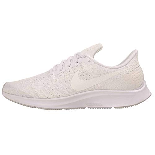 Nike Air Zoom Pegasus 35, Women's Running, Multicolored (Black/Oil Grey/White 002), 4 UK ( EU)