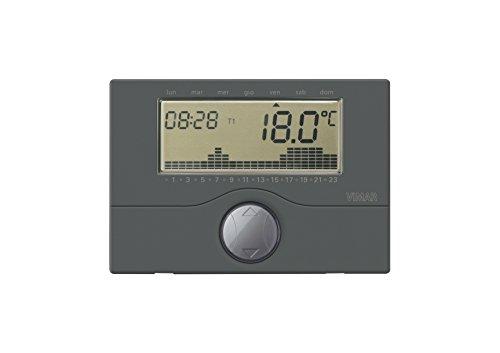 Vimar 01910.14 Cronotermostato programmabile a batteria da parete