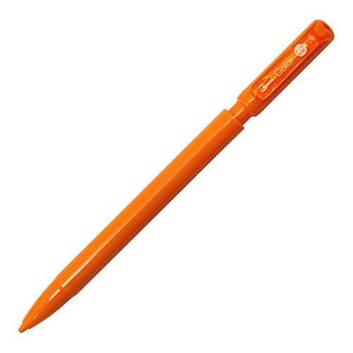 シャープペン「ユニカラー」消せるカラー芯シャープ 0.7mm【オレンジ】 M7-102C.4