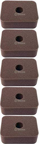 Stens 5 Pack 102-422 Air Filter Replaces Honda 17211-ZE1-000