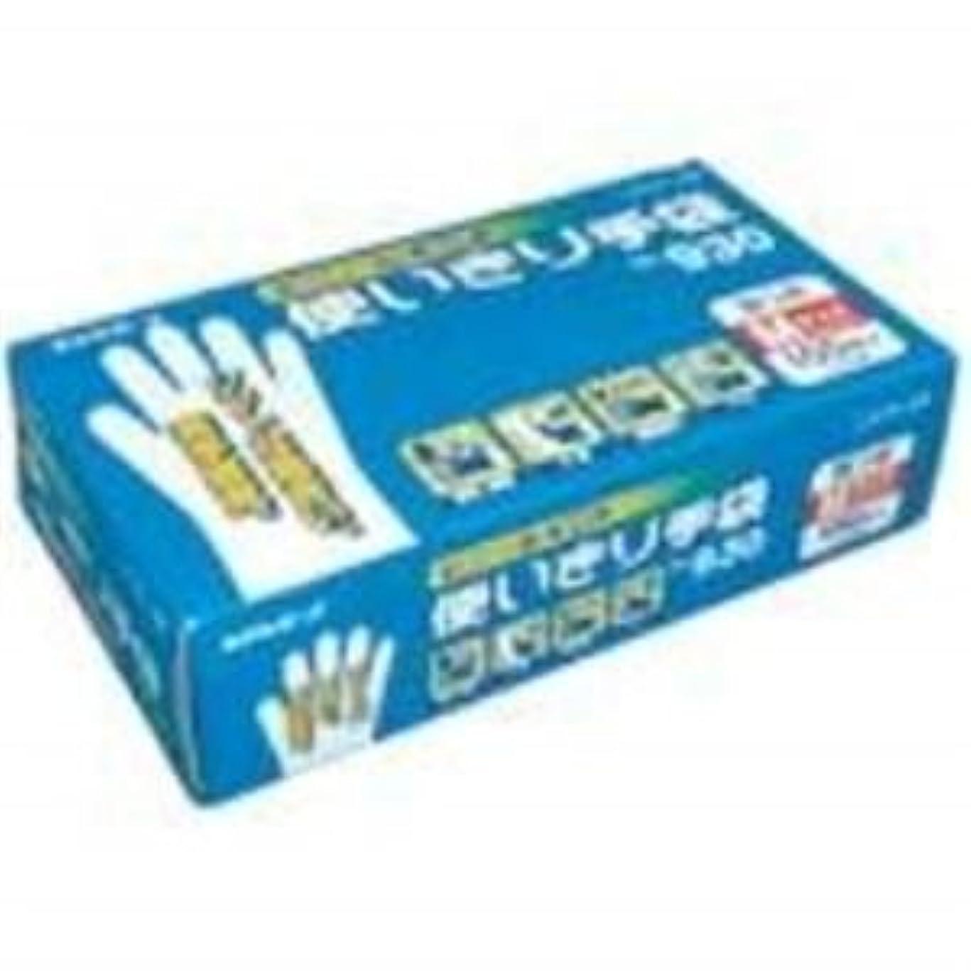 モーション害流用するエステー ビニール使い捨て手袋/作業用手袋 [No.930/M 12箱]
