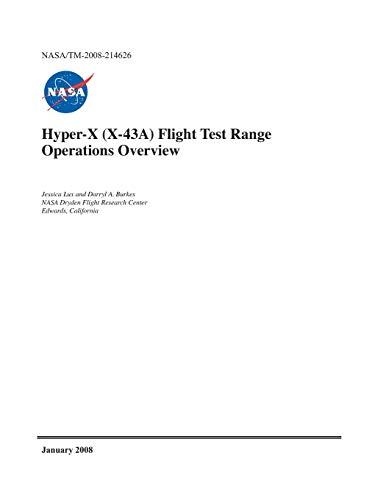 Hyper-X (X-43A) Flight Test Range Operations Overview