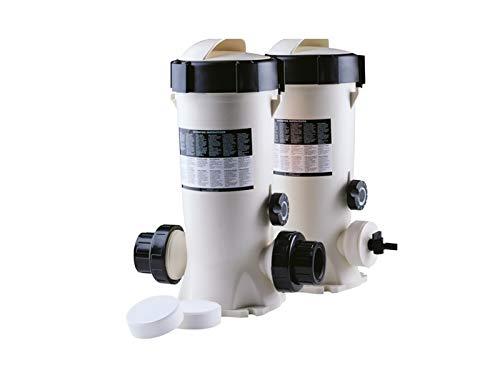 fluidra 24429 – Doseur Chlore/Brome Dossi-3 In-line 3.5 kg