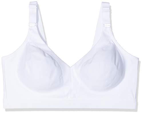 Triumph Damen Sport-BH Triaction Wellness N, Weiß (White 0003), Gr. 95D