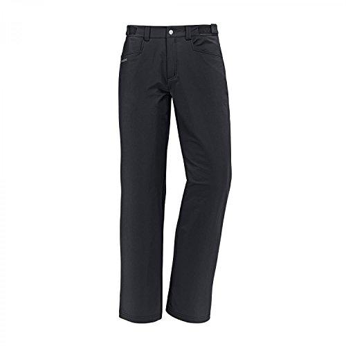 Vaude Herren Hose Trenton Pants Ii, Schwarz (Black), 50 (Herstellergröße: M-Short)
