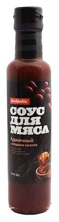 Kornelkirsche- Adschika- Fleisch Sauce 250ml Kostrovok