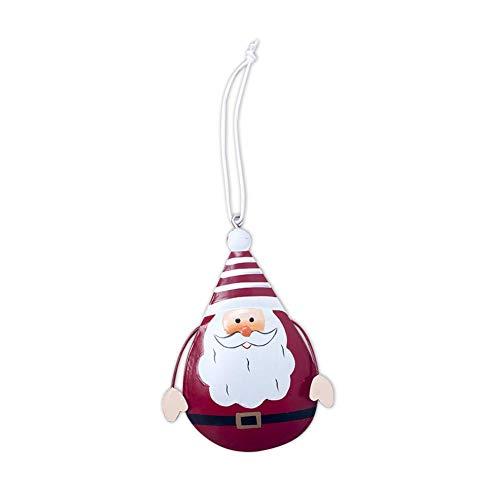 Smeedijzer, voor ouderen, man, sneeuwman, eland, ornamenten, kerstdecoratie, hanger, geschikt voor ramen, kerstboom, supermarkten A