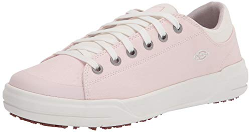 Dickies womens Supa Dupa Low Sf Eh Sr Fire and Safety Shoe, Mauve Morn, 7 Wide US