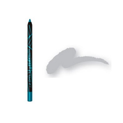 (6 Pack) LA GIRL Glide Pencil - Silver Streak