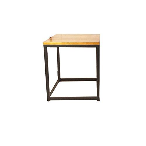 CHGDFQ Combinación de mesa de comedor, mesa auxiliar, mesa auxiliar de noche, mesa de café, almacenamiento combinado, 40 – 50 cm (color: B)