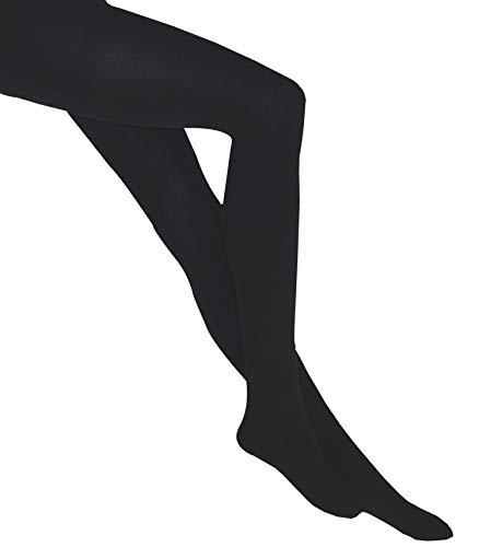 Sympatico Thermo Strumpfhose INSIDE BRUSHED Color schwarz, Size S