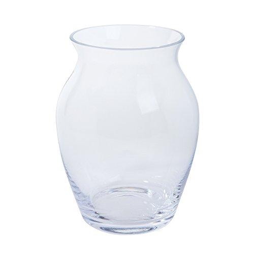 Dartington Crystal-Vaso da Fiori, Colore: Trasparente