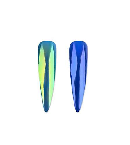 Aurora Mirror pigments 0,5 g Nail Art Effet Aurore Polaire
