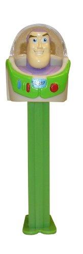 PEZ ディズニートイストーリーバズ·ライトイヤー 2キャンディ付き ディスペンサー並行輸入品
