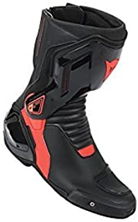 Dainese Nexus Boots Black/Fluorescent Euro 45