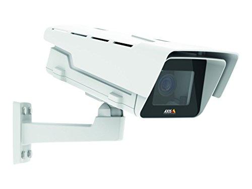 Axis P1367-E Telecamera di sicurezza IP Esterno Scatola Bianco 3072 x 1728 Pixel