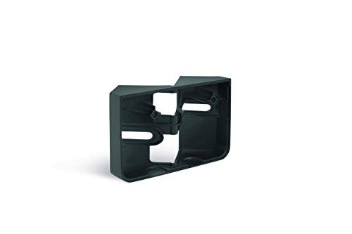Steinel Eckwandhalter für LED-Strahler XLED home 2 graphit, Zubehör zur Befestigung an Innen- und Außenecke