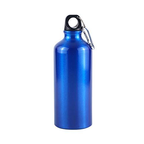 NancyMissY 500Mlアウトドアスポーツポータブルアルミ合金ボトル子供用ウォーターボトル