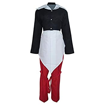 Iori Yagami Uniform Outfit Classic Fighting Game Clothing Cosplay Costume  Male L