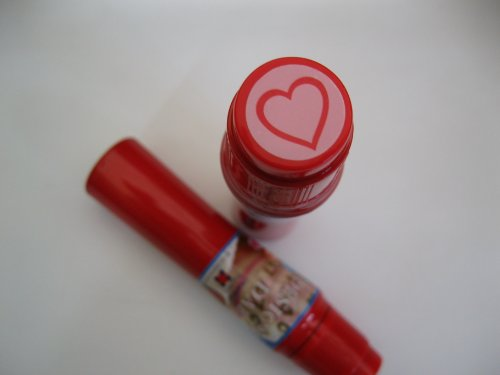 Bingo Delight Red Heart Bingo Dauber