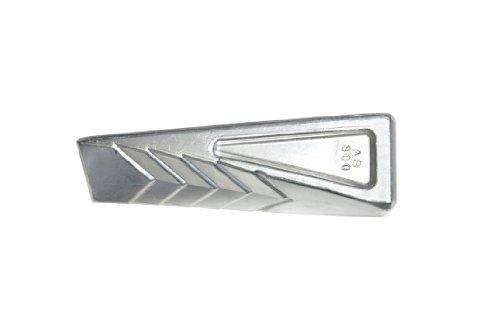 Aluminium Spaltkeil Alukeil 800 g, gedrehte Ausführung