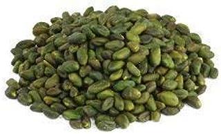 Pistachos verdes crudos orgánicos 200g BIO nueces, pelados y descascarillados sin piel. granos sin tostar y sin sal, fuente natural de melatonina