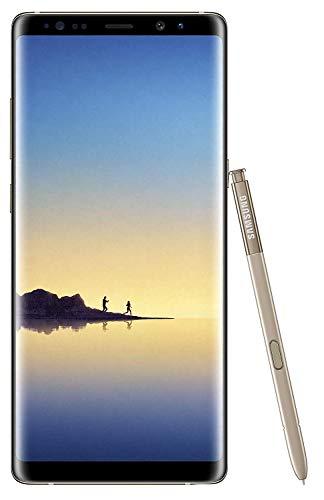 Samsung Galaxy Note 8 64GB - Maple Gold - Unlocked (Renewed)