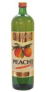 1 Flasche Orginal Flimm Peach a 1,0L Alkoholgehalt 22% Pfirsichlikör