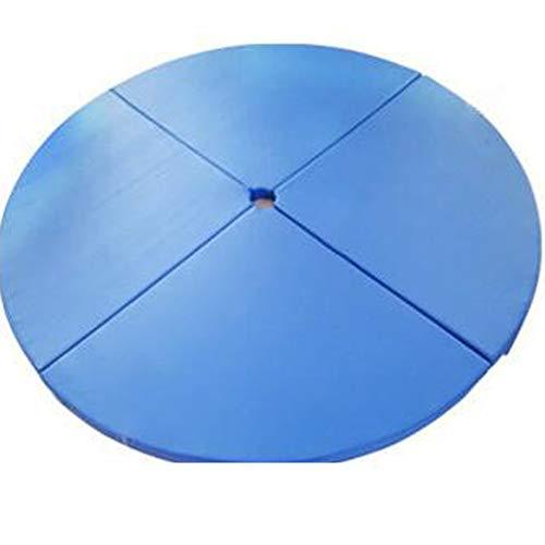 Opvouwbare kunstleer inklapbare paal danspaal dansmat bescherming mat geval mat crash mat,D,1.2 * 10CM