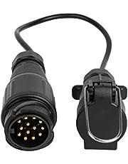 LAS 10012 adapterkabel 13 stekkers op 7-polige doos, 40 cm
