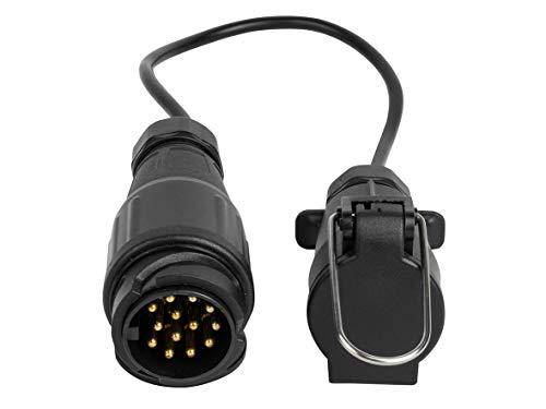 LAS 10012 Adapterkabel 13 Stecker auf 7-Pol. Dose, 40 cm
