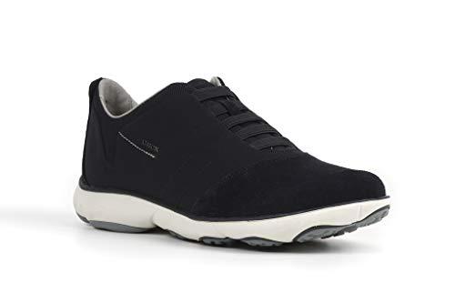 Geox Mens U Nebula Sneaker, Navy, 47 EU