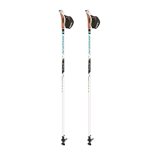 Swix Trekkingstöcke CT3 White Carbon Active Nordic Walkingstock