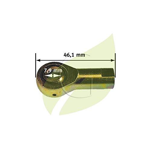 Spurstangenkopf, Rasenmäher weiblich Loch 7.9mm