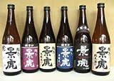 酒のいのうえ越乃景虎飲みくらべセット720ml×6