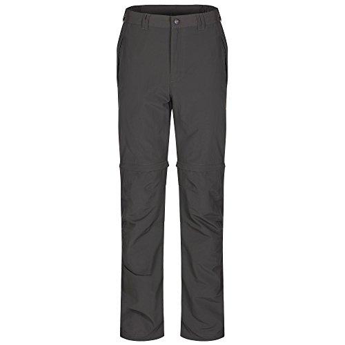 Regatta Herren Leesville Zip Off Hose, Schlamm, Size 40-Inch/Regular