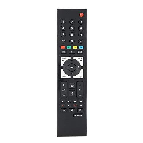 Qiancent Mando a Distancia para Smart TV, Mando a Distancia Universal, Servicio de sustitución Mando a Distancia para Smart TV, para GRUNDIG TV RC3214803 / 01 TP6187R, Aplicación Amplia