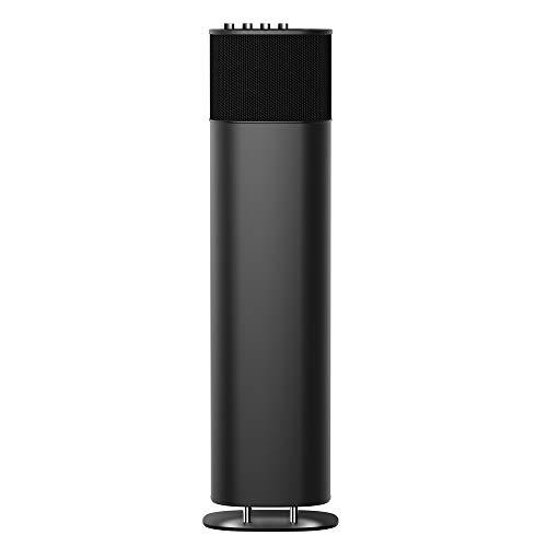 200W Bluetooth Speaker, ABRAMTEK E500 (2nd Gen) High Power Wireless Portable Speaker w/Bass Middle Treble Equalizer, HDMI ARC, AUX, Music Movie Game Modes, Gray