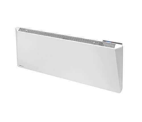 RADIALIGHT️ Sirio Termoconvettore Elettrico Portatile Basso Consumo Controllo Digitale Temperatura Programmabile Eco Stufa Riscaldatore a Risparmio Energetico Protezione umidità IP24 2000W