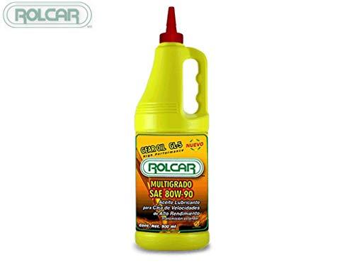 Aceite 80w90 marca Rolcar