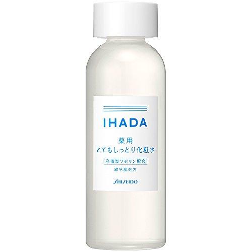 【医薬部外品】イハダ薬用ローションとてもしっとり化粧水高精製ワセリン配合180ml