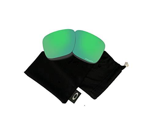 Original Holston OO9334 PRIZM Ruby Iridium Replacement Lenses For Men For Women + BUNDLE with Oakley Microfiber Cloth Bag
