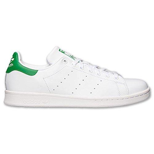Adidas Stan Smart Sneakers Blanco Verde M20324-2 - 38-2-3, Blanco