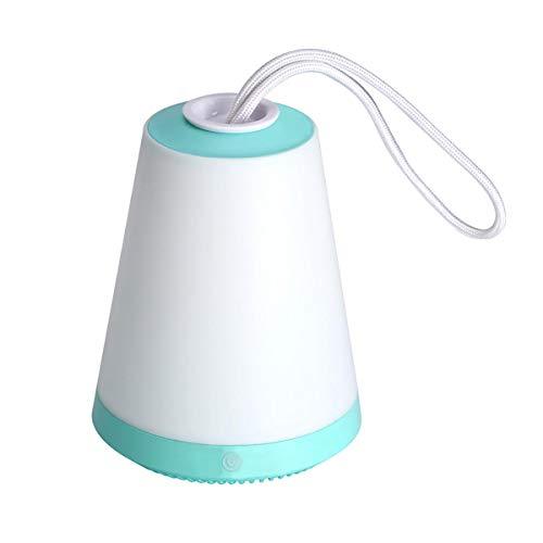 Jiawei Led-nachtlampje, kleurrijke lampen, draagbaar, noodverlichting, 7 kleurverandering, Progressief, USB-oplader – 1 W