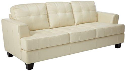 Coaster Samuel Transitional Cream Sofa
