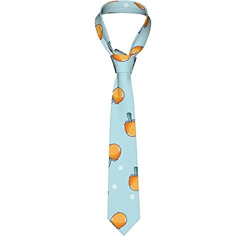 965 Corbata De Negocios Patrón De Raquetas De Ping Pong De Dibujos Animados Tie Moda Hombres Corbata Elegante Corbata De Boda Por Eventos Festivos Fiestas Hombre 8X145Cm