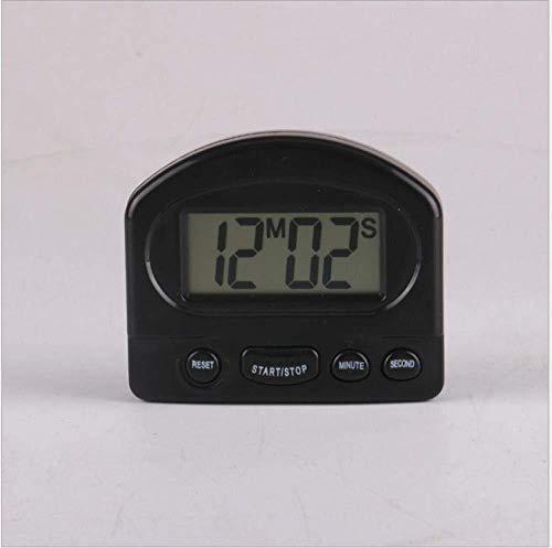 DZXYW Reloj Despertador Cabecera Reloj Temporizador