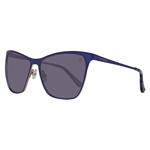Guess Sun GM713 B44-58-15-15 Gafas de sol, Azul (Blue), 58 Unisex Adulto