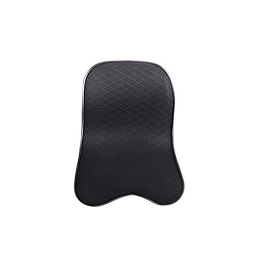 Oppal Car Seat Headrest Neck Rest Cushion Car Seat Headrest Neck Rest Cushion, Pillow Case for Easter Day (Black)